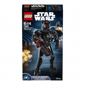 Lego constraction star wars элитный пилот истребителя сид