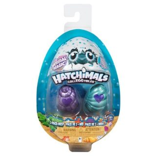 Игр. набор Hatchimals из 2 фигурок, в ассорт.