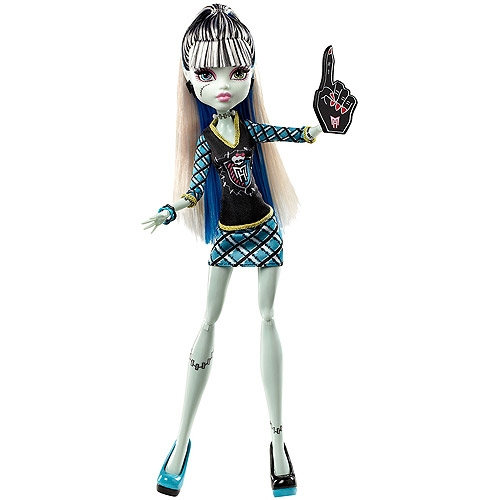 Кукла Monster High.Серия ДУХ ВАМПИРА - Frankie Stein