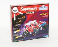 Конструктор Supermag Speed  Ралли машина