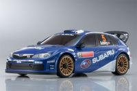 ������ MA-010 ASF BCS IMPREZA WRC2008 No5 �� ����� MA-010 MINI-Z AWD(MR01)