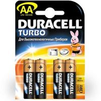 Батарейка DURACELL TURBO АА
