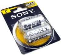 Батарейки SONY Heavy Duty  C