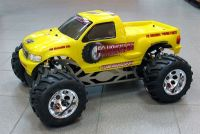 Радиоуправляемая модель MONSTER TRUCK 4WD COMPETITION MECH BRAKE readyset