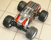 Внедорожник HSP AFA-K9 Nitro Off Road Truggy 1:8. Фото 3