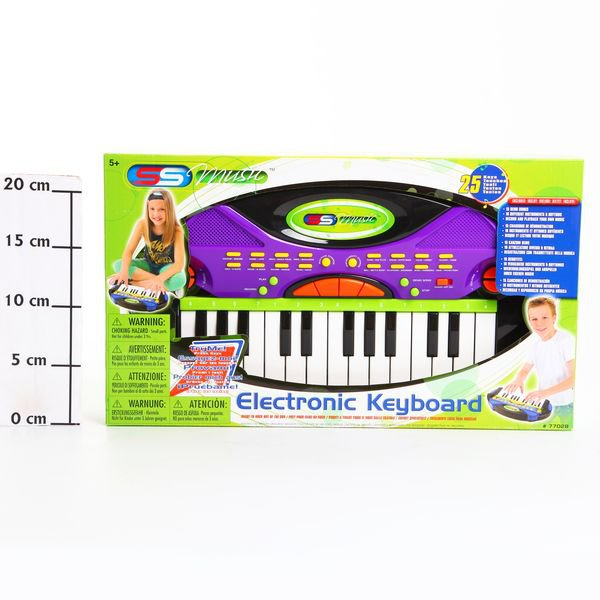 Синтезатор Electronic Keyboard, 40*23*7см, Box,арт.77028