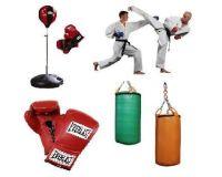 Наборы для бокса и карате и единоборств