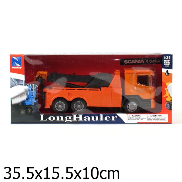 ������ ������. ����  1:32 SCANIA R124400 TOW TRUCK, ������. ����� � ���. � ���.2*6��   11763
