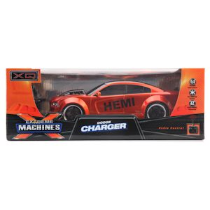 МАШИНА РУ DODGE CHARGER AA 1:18 В КОР.. Фото 2