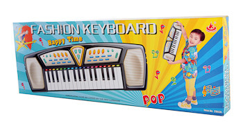Синтезатор FASHION KEYBOARD 28038. Фото 2