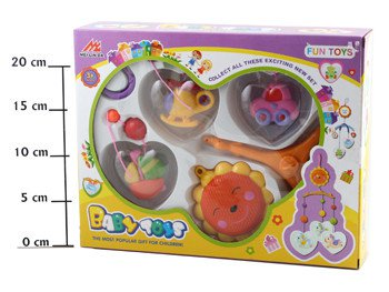 ���������� �������� �� ������ ��� 39*26*6��, Baby Toys, 3�., 39596061. ���� 1