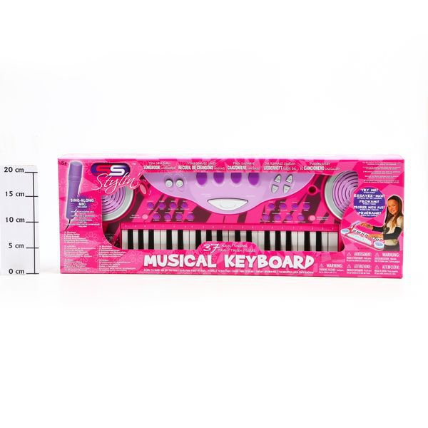 Синтезатор с микрофоном Musical Keyboard, 65*22*8см, Box,арт.40004. Фото 1