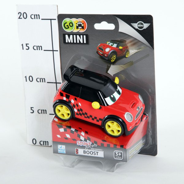 Машина Go MINI Stunt Racers,индивид.трюки,CRD,5 видов(Red,Boost,Drift,Fins,Flash), арт.0379.-1