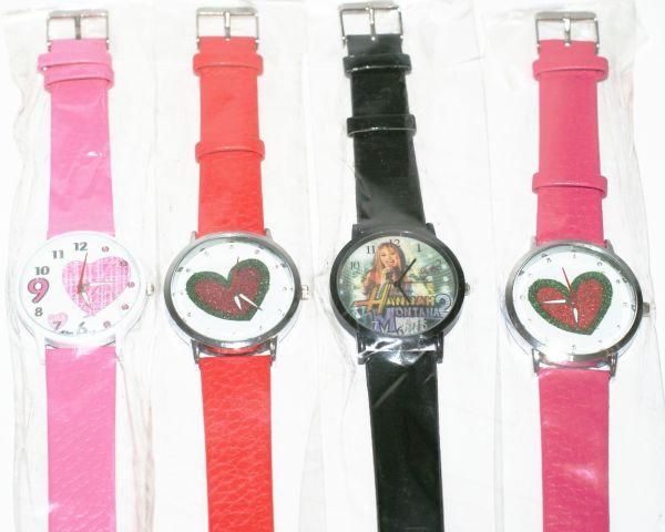 Серебряные детские наручные часы для девочек Необычный подарок - сделай своими руками