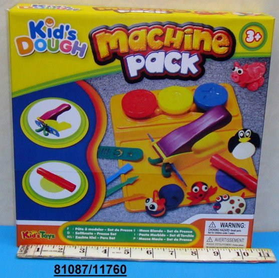 ����� ���������� Kids Dough, �����-������, BOX 27�27�5 ��., ���. 11760