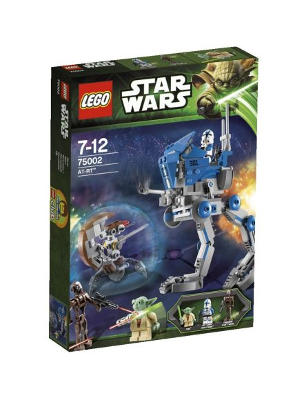 ������-� LEGO �������� ����� AT-RT�
