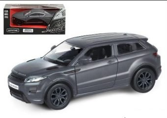 Машина мет. Range Rover Evoque Imperial Black Edition 5 1:64