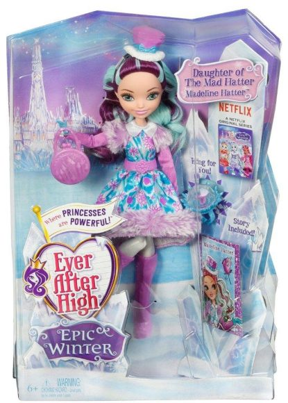 ����� Ever After High ������� ��������� �� ��������� ������������� ���� � ���-��-3