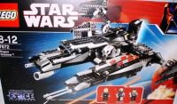 7672 LEGO STAR WARS Неуловимый Шпион( Лего Стар Варс 7672)7672 Rogue Shadow (LEGO starwars