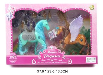 ����� 2 ������� Magic Pegasus  � �����-��.