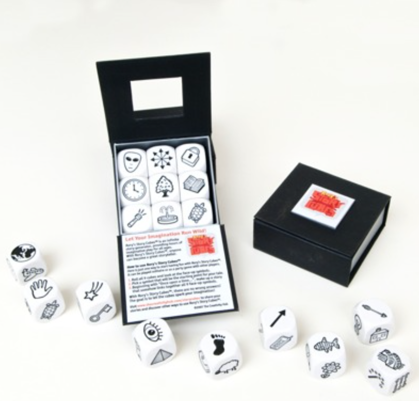 ������ ������� (Rorys Story Cubes Original). ���� 2