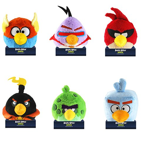 ������� 92570 ANGRY BIRDS �� ������,12��