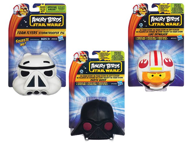 ������� 2483E52A Angry Birds Star Wars.�