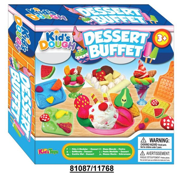 ����� ���������� Kids Dough, ������� ��������, BOX 26,5�26,5�6,5 ��., ���. 11768