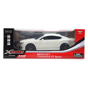 МАШИНА РУ BENTLEY CONTINENTAL GT SPEED 1:18 В КОР.. Фото 2
