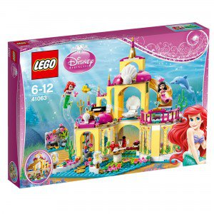 ����������� LEGO DISNEY PRINCESS ��������� ������ ������