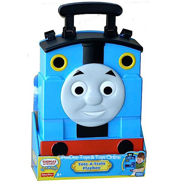 МАТТЕЛ. THOMAS&FRIENDS® ЧЕМОДАНЧИК