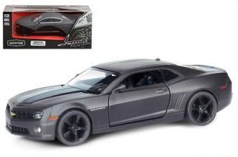 Машина мет. Chevrolet Camaro Imperial Black Edition 5 1:64