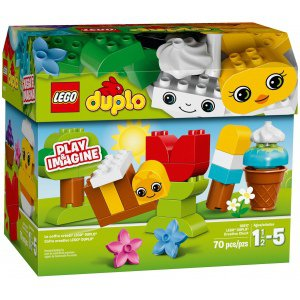 Lego duplo my first времена года