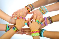 ��������� ��� �������� ��� ����� (Loom Bands)