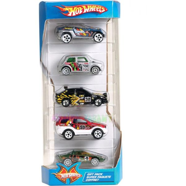 ������. HOT WHEELS ���������� ����� �� 5 �������