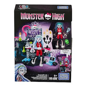 ������. MEGA BLOKS MONSTER HIGH ������� ������ � ������������