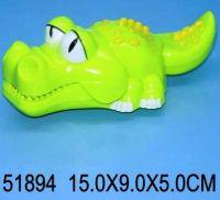 Крокодил заводной
