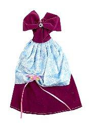 Платье для куклы в ассортименте РАС 24см.